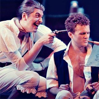 All Male The Pirates of Penzance
